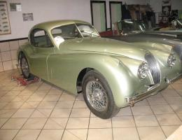 Jaguar XK 120 Coupé