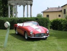 Maserati A6G/54 Spider Frua - 1956 - Vincitrice Miglior Restauro Villa d'Este 2008
