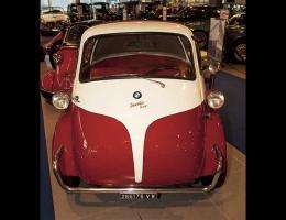 BMW Isetta 250 1956 By Museo Nicolis in Villafranca di Verona (Italy)