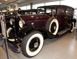 Lancia Dilambda 1930 C/o il Museo Nicolis - Villafranca (VR)
