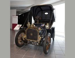 Peugeot tipo 58 1904 By Museo Nicolis in Villafranca di Verona (Italy)