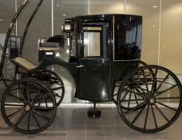 Carriage Fiesso Umbert 179 By Museo Nicolis in Villafranca di Verona (Italy)